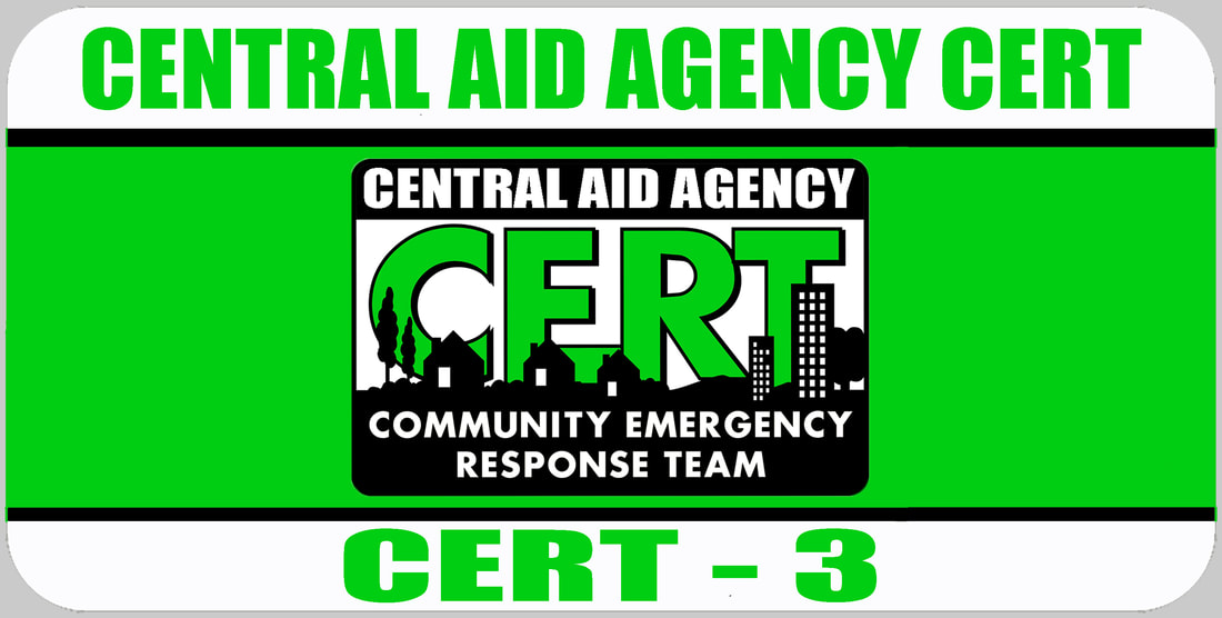 CERT 3 Rank Badge