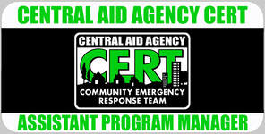 Assistant CERT Program Manager Badge