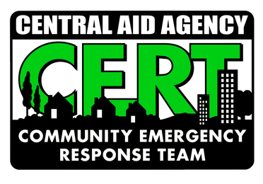 C.A.A. Community Emergency Response Team (CERT) Emblem