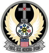 The Great Seal of the Central Aid Agency Christian Service Army