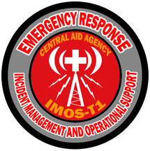 Incident Management and Operational Support Team 1 Emblem