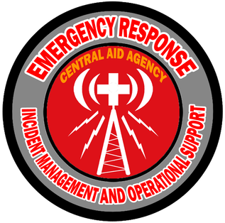 Incident Management and Operational Support (IMOS) Emblem