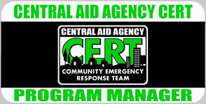 CERT Program Manager Badge